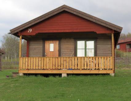 Holiday cottages Fyrklverns Stugby
